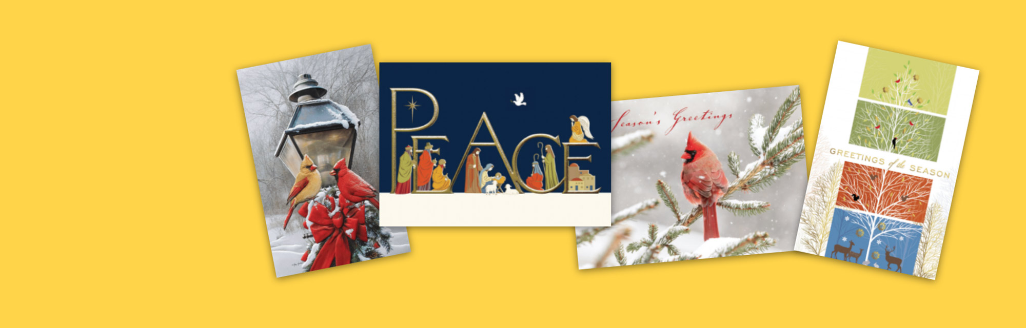Customize your holiday cards