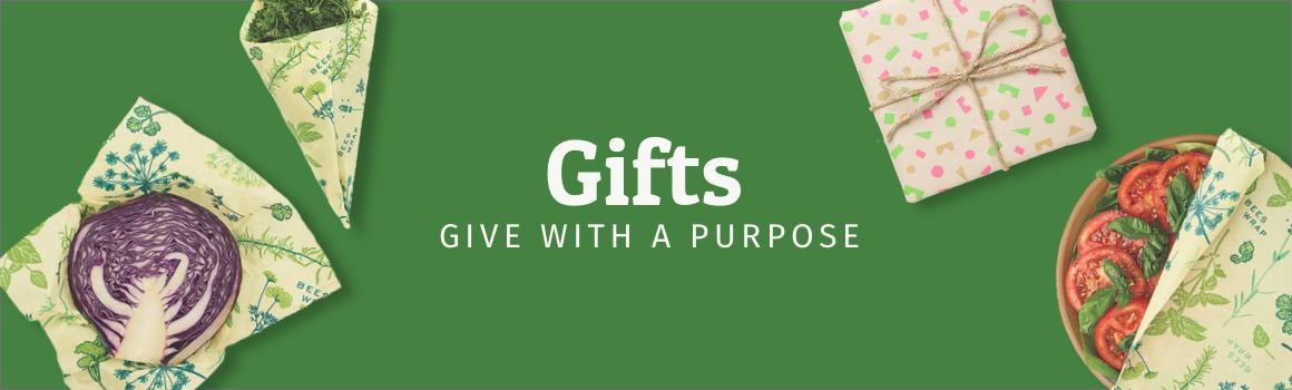 Gifts header image