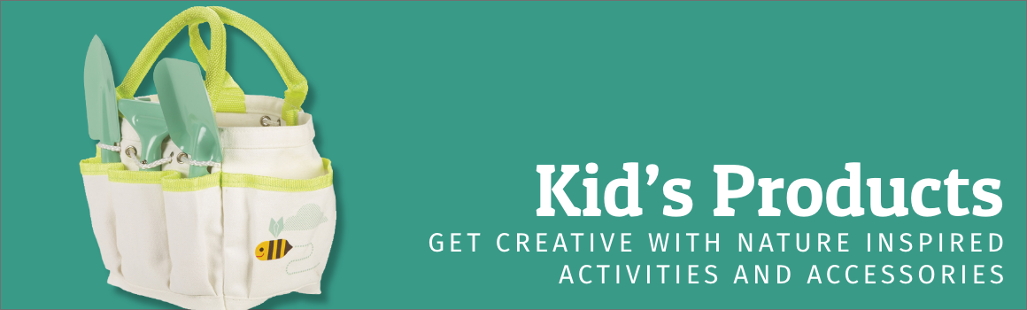 Kid's Products header image