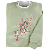 Bough Blossom Pullover