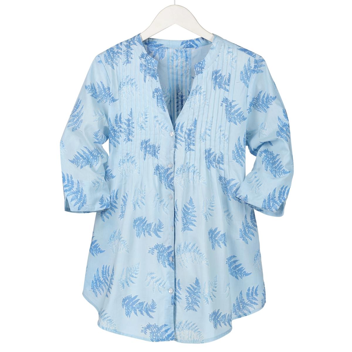 Blue Spring Tunic