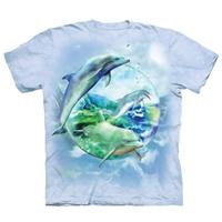 Dolphin Bubble Tee