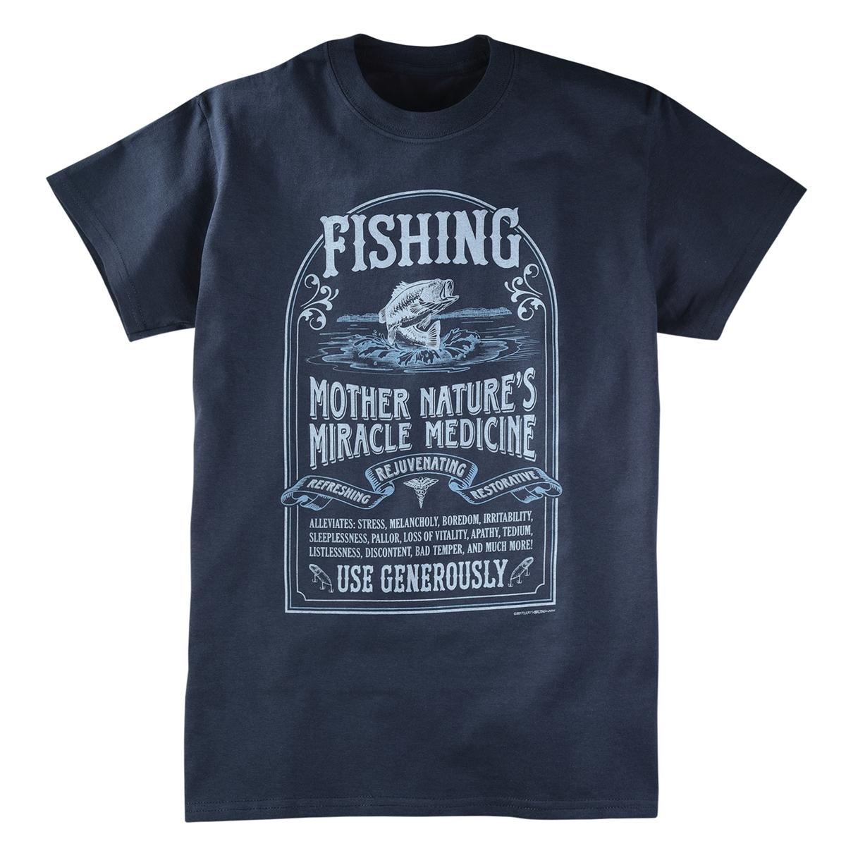 Fishing Cure Tee