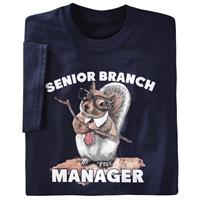 Senior Branch Manager Tee