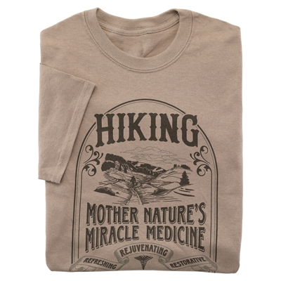 Hiking Cure Tee