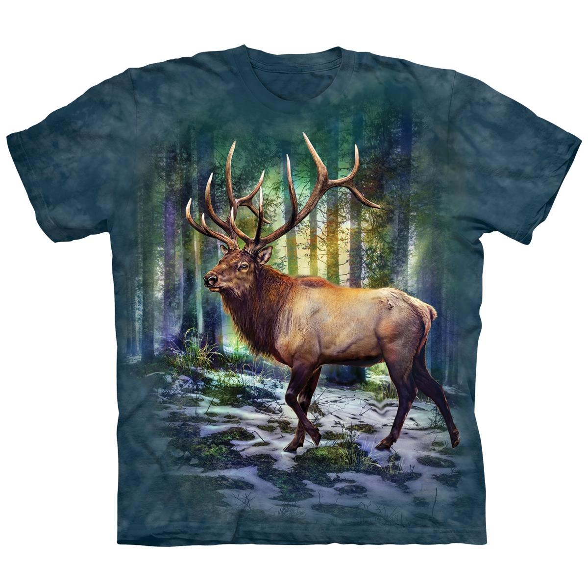 Sunlit Elk Tee