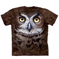 Owl Face Tee