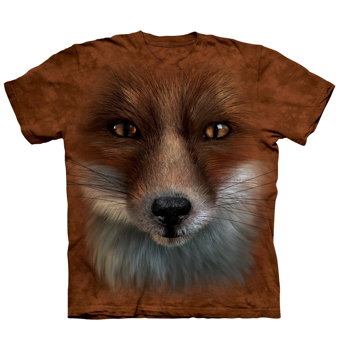 Fox Face Tee