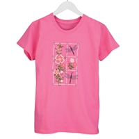 Dragonfly Stitched Tee