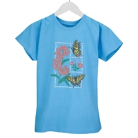 Swallowtail Stitched Tee