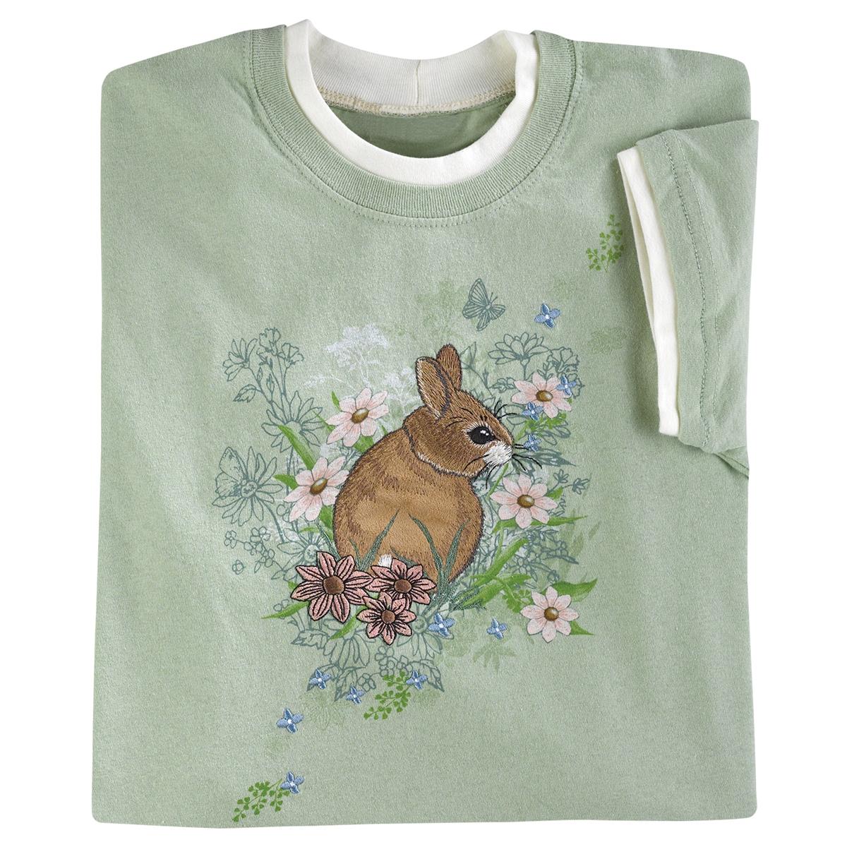 Woodland Bunny Tee