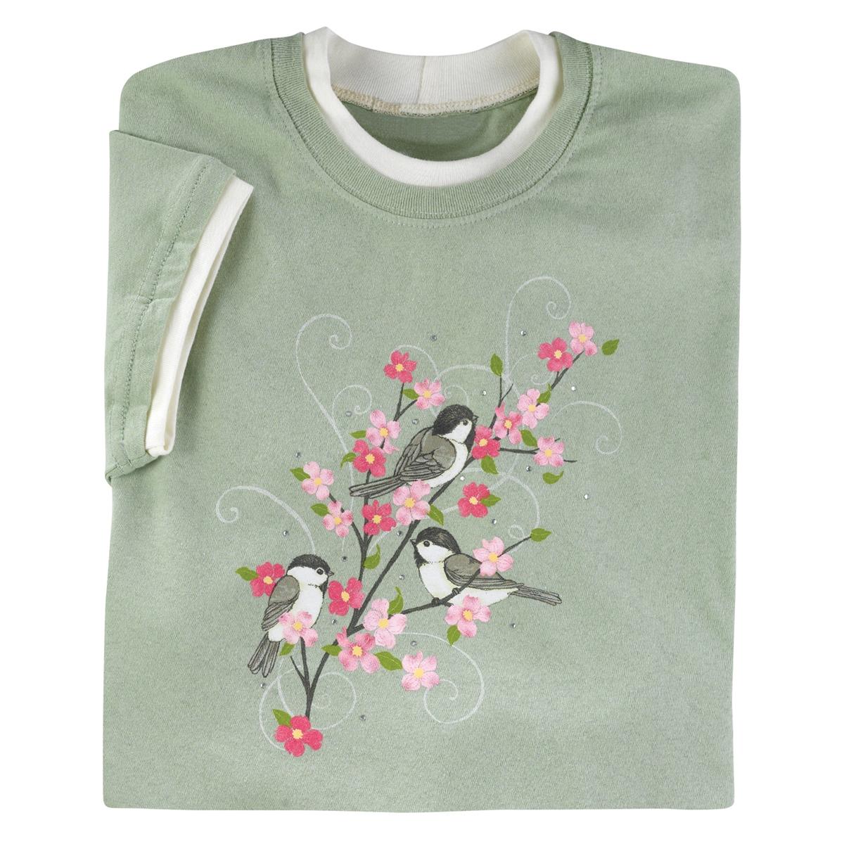Bough Blossom Tee