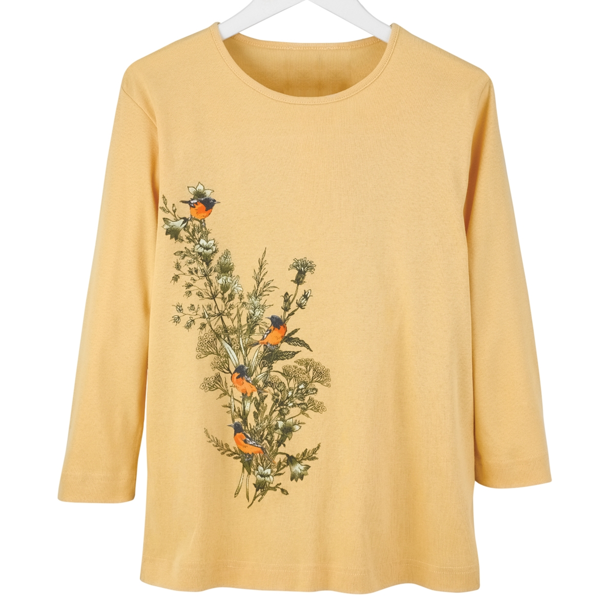 Oriole Meadow Tee
