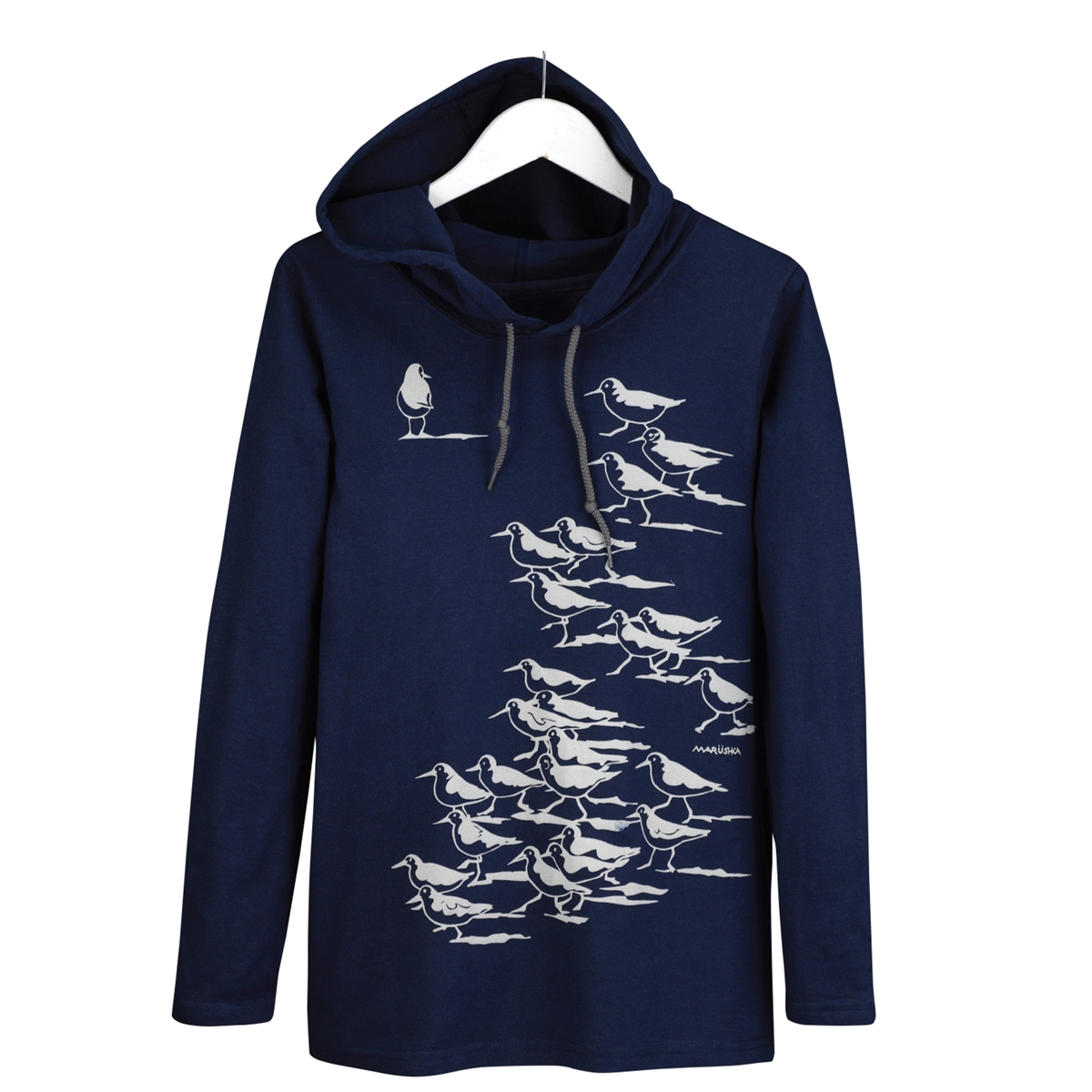 Sandpipers Hooded Tee