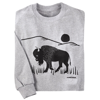 Bison Classic Tee