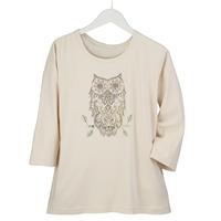 Owl Tee