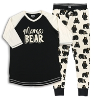 Mama Bear Pajama Set