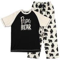 Papa Bear Pajama Set