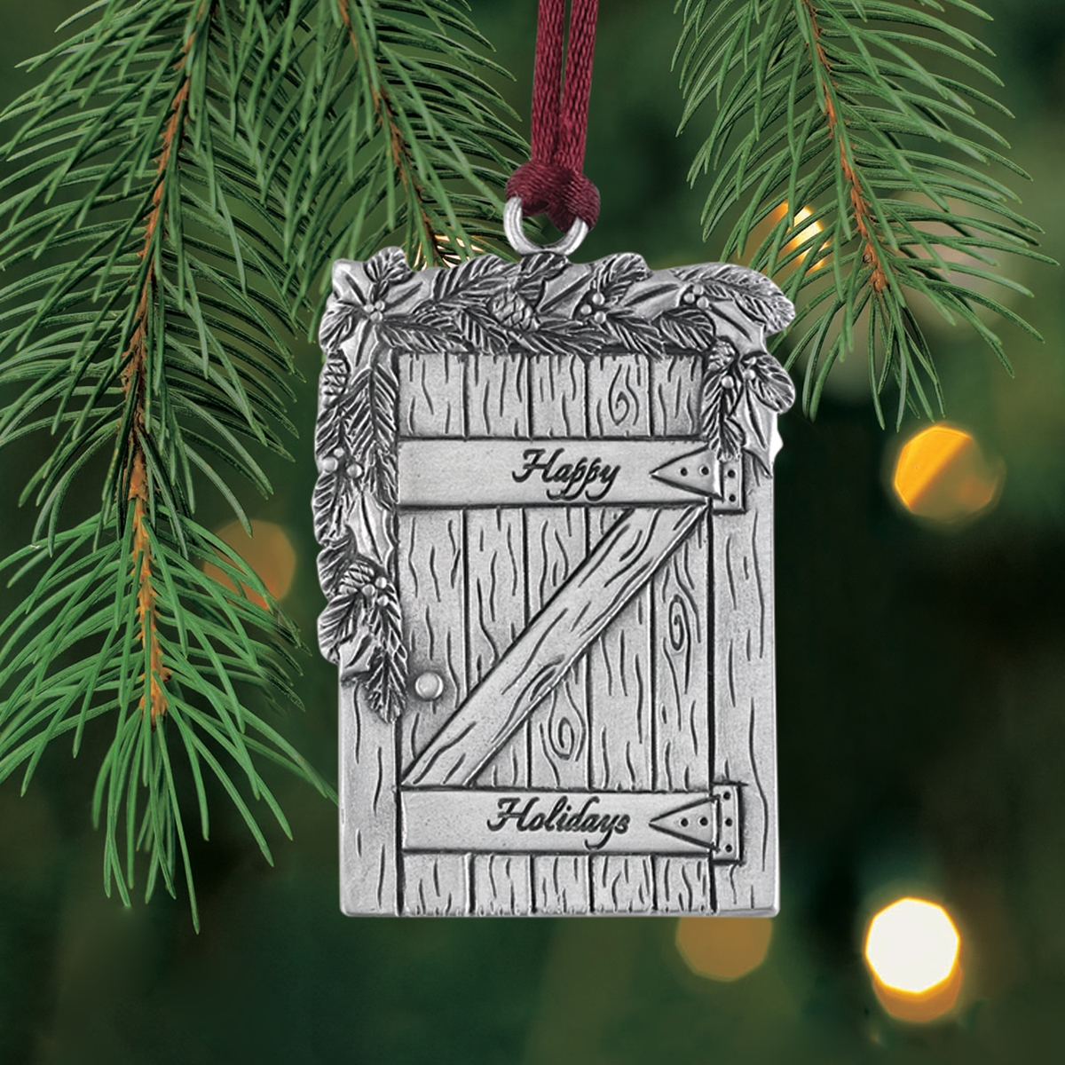 Door Plant a Tree Ornament