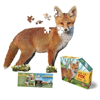 I am Lil' Fox Puzzle