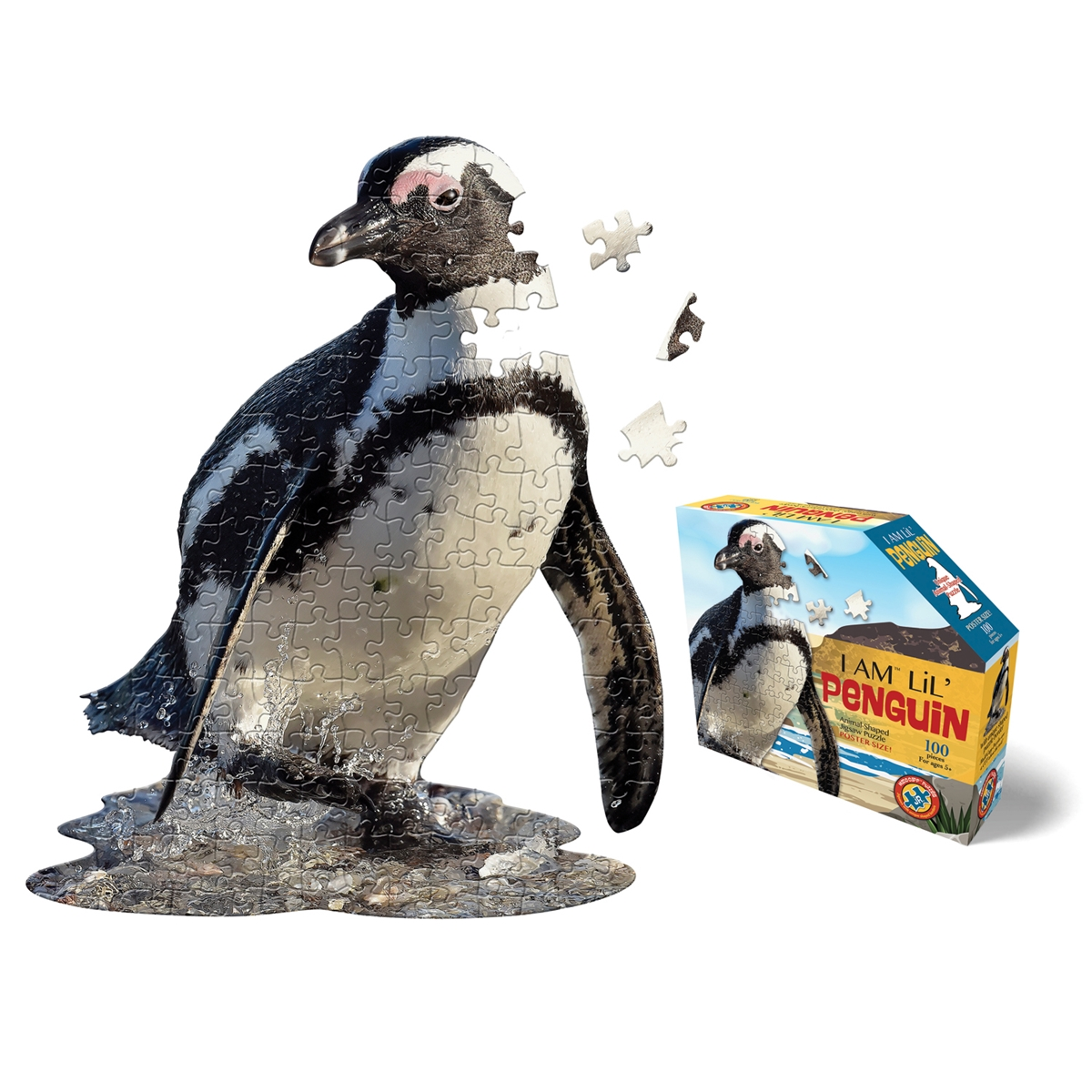 I am Lil' Penguin Puzzle