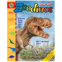 Ranger Rick Zoodinos 1 year Subscription
