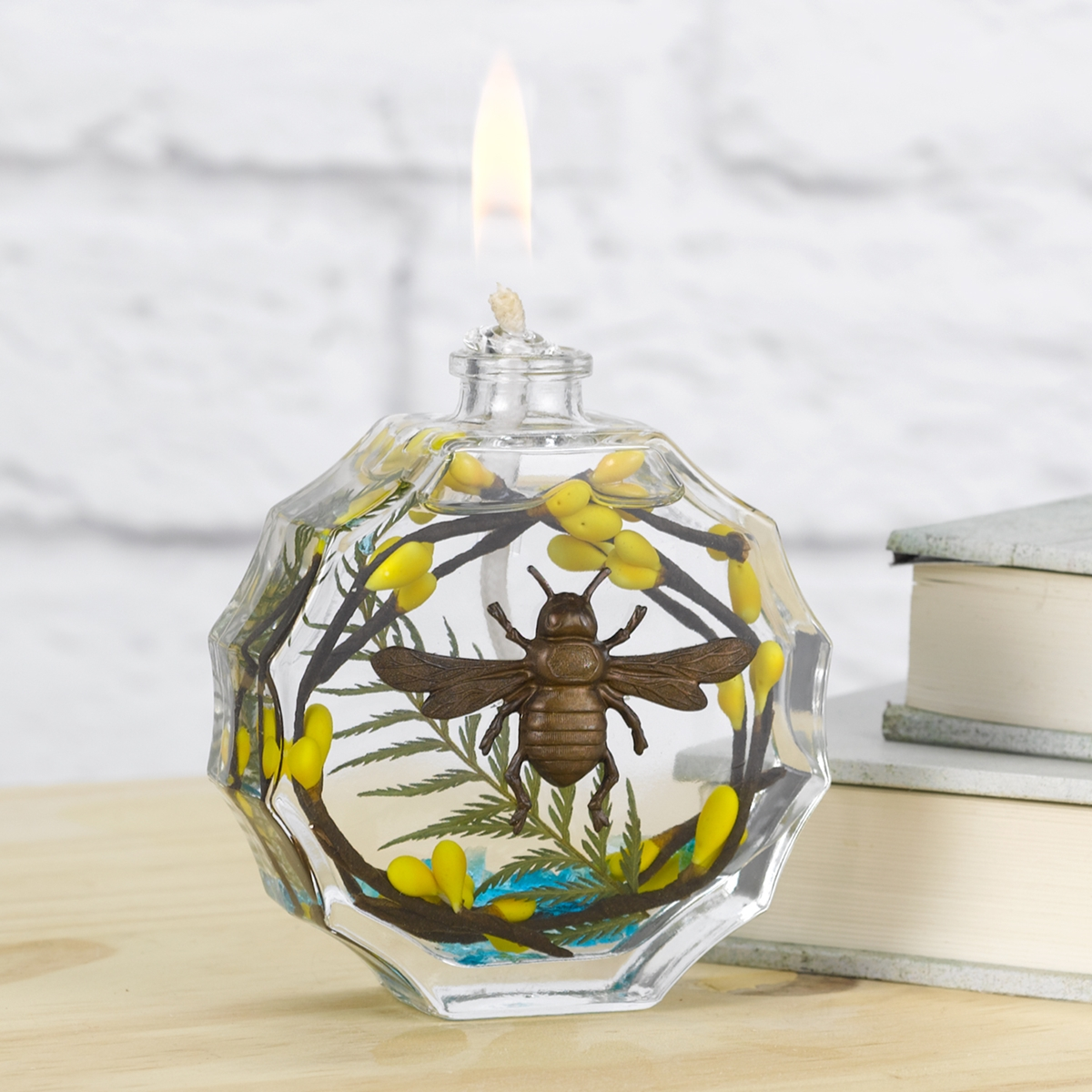 Bumble Bee Oil Candle