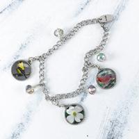 Songbird Charm Bracelet