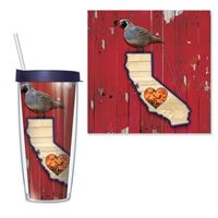 California Travel Tumbler
