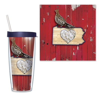 Pennsylvania Travel Tumbler