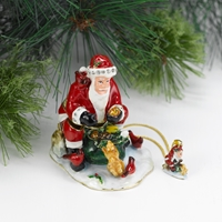 Santa Treasure Box