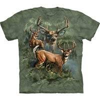 Deer Collage Tee