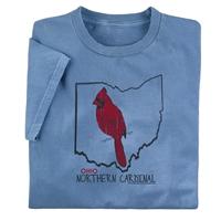 Ohio Northern Cardinal Tee