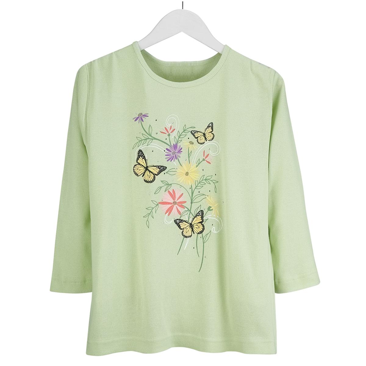 Garden Butterflies Tee