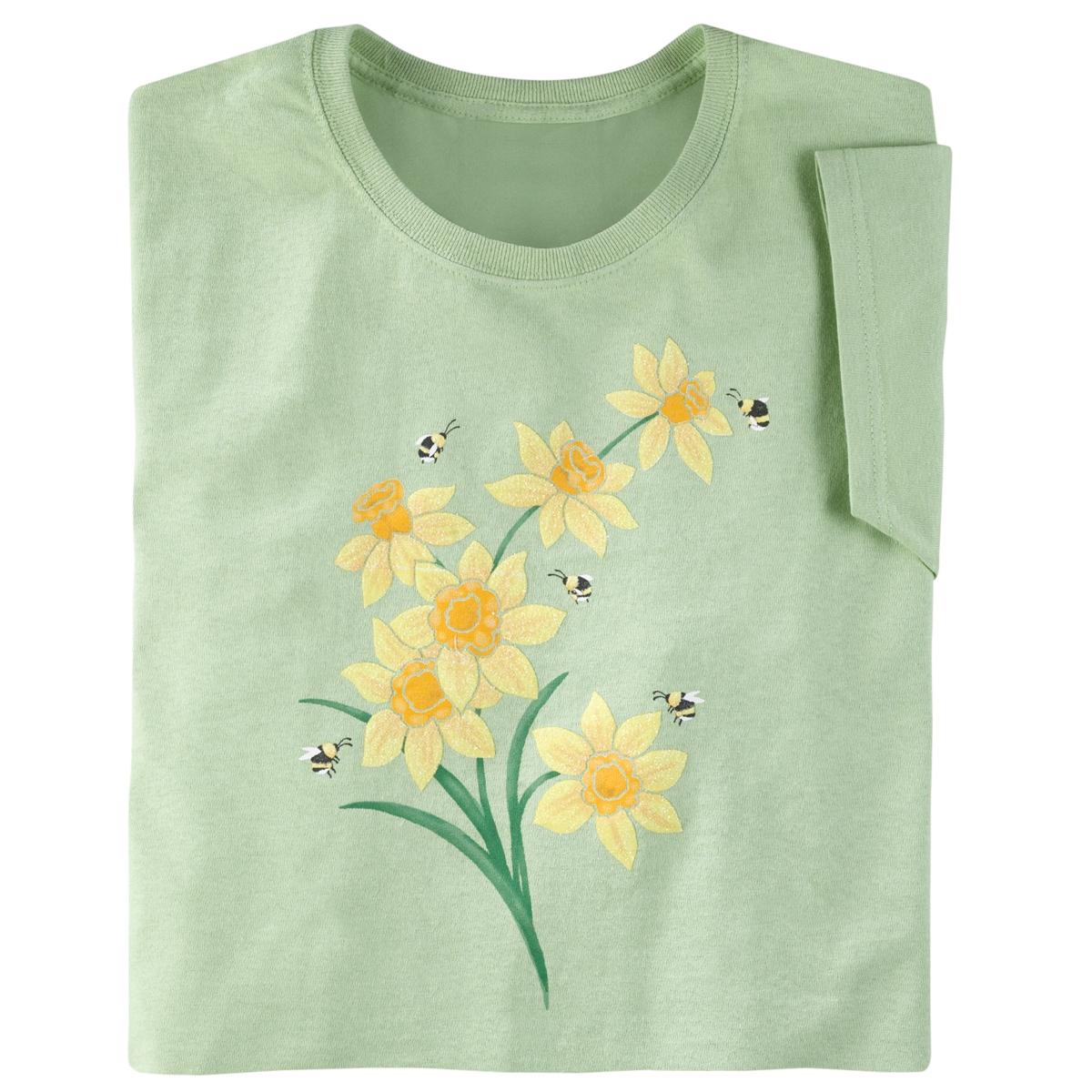 Daffodil Buzz Tee