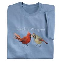 Cardinal Whisperer Tee
