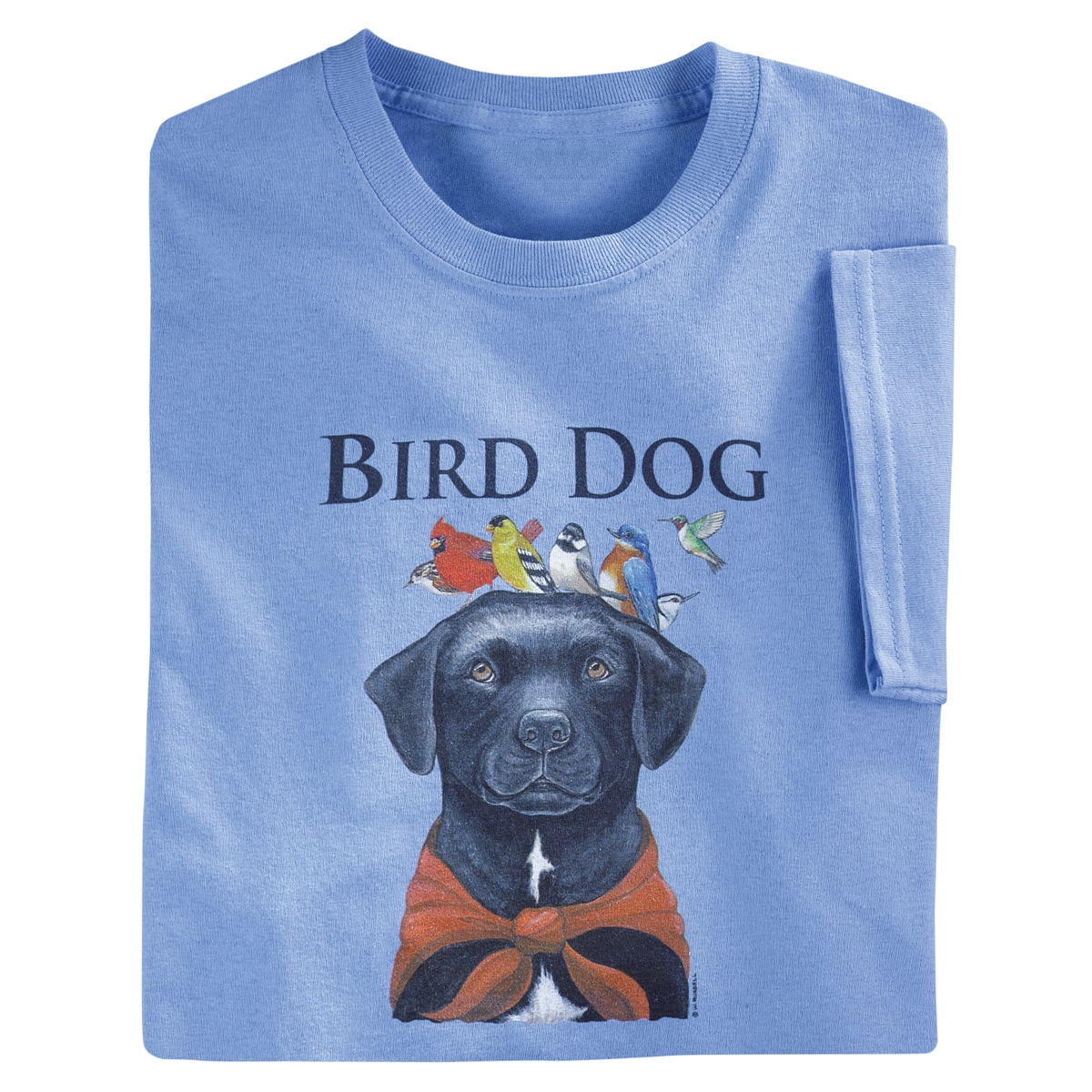 Bird Dog Friends Tee