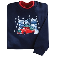 Country Road Tradition Pullover