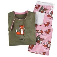 Foxy Pajamas