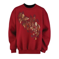Shimmering Harvest Pullover