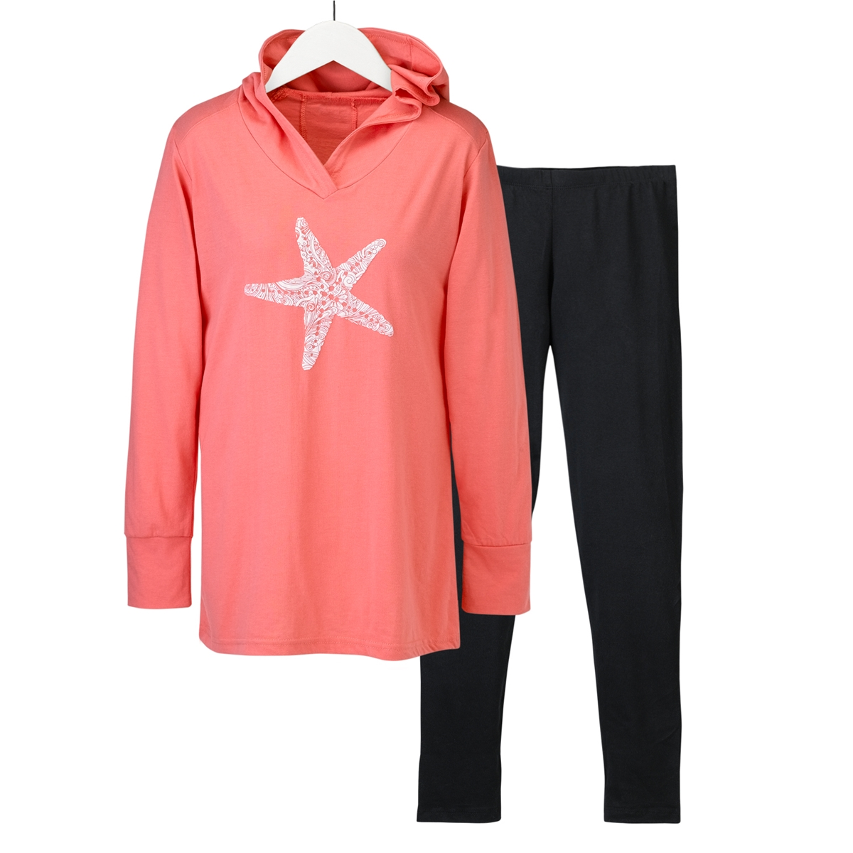 Sea Star Casual Pant Set