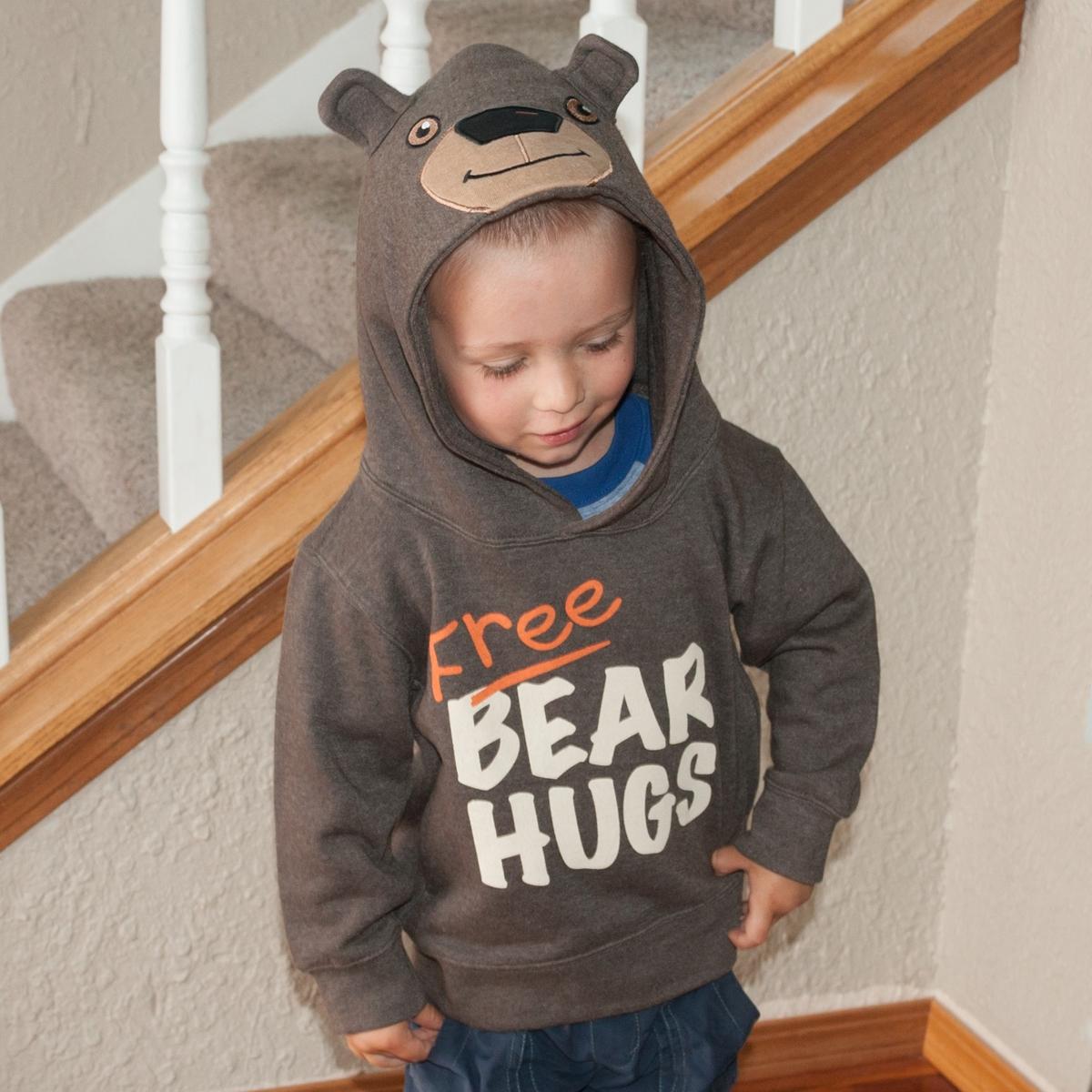 Bear Hugs Pullover