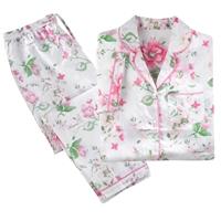 Floral Pajama Set