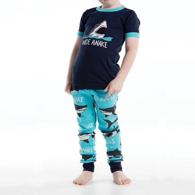 Kids Wide Awake PJ Set