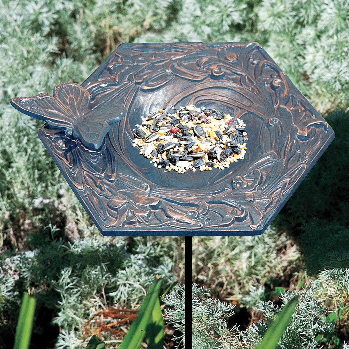 Butterfly Garden Birdfeeder