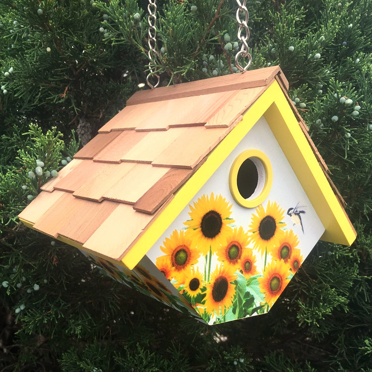 Sunflower Wren Nesting Box
