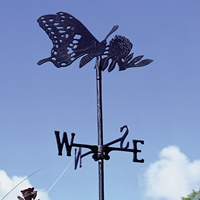 Butterfly Garden Weathervane