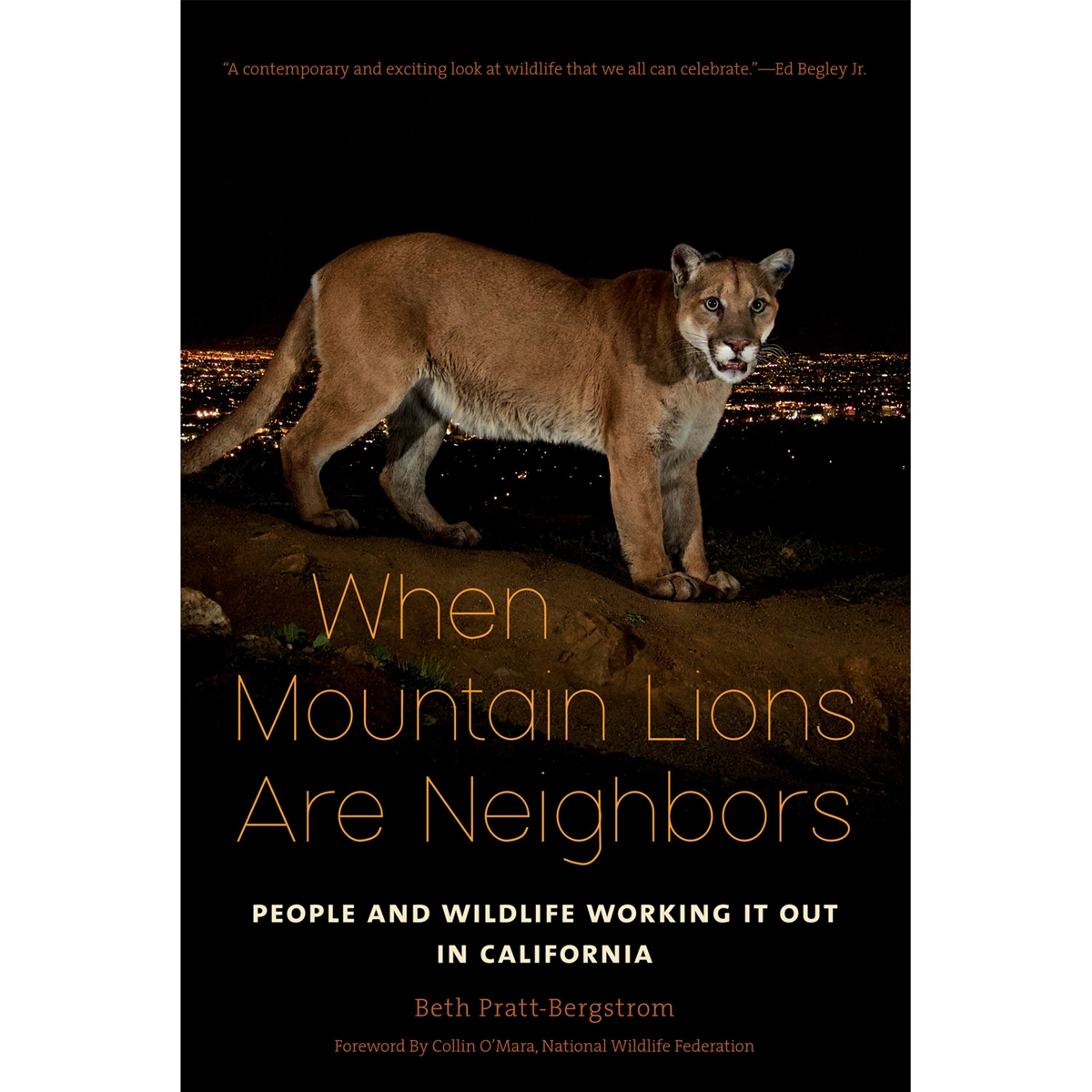 When Mountain Lions Are Neighbors