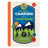 Ranger Rick Book - Guide to Camping