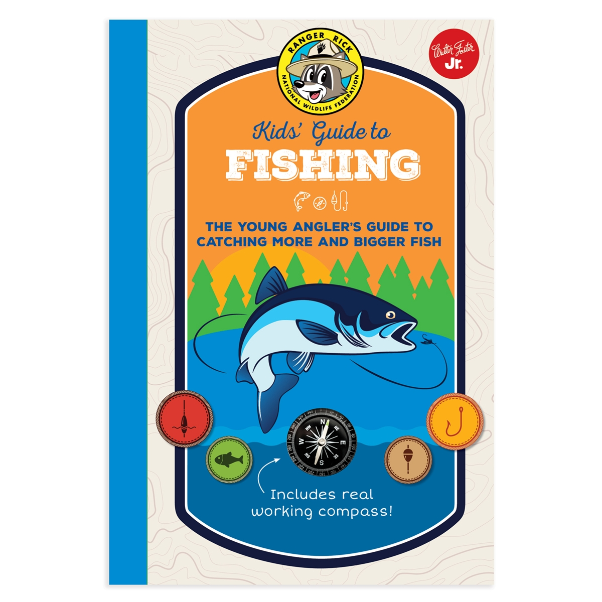 Ranger Rick Book - Guide to Fishing